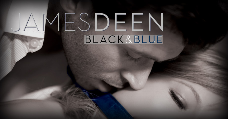 James Deen Black & Blue