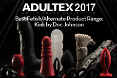 Doc Johnson Wraps Up Successful ADULTEX, Wins for Kink by Doc Johnson