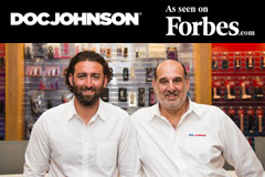 Doc Johnson's Chad Braverman Profiled in Forbes