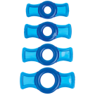 TitanMen® Tools - Cock Ring Set - Blue
